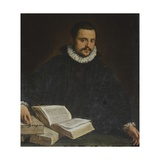 Portrait of a Notable Giclee Print by Bartolomeo Passarotti