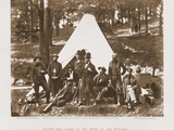 Scouts and Guides to the Army of the Potomac, 1862 Photographic Print by Alexander Gardner