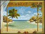 Seychelles View Posters by Andrea Del Missier