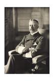 Ak Prinz Heinrich Von Preußen, Großadmiral, Npg 4181 Photographic Print