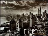 Manhattan New York, 1931 Posters