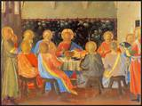 The Last Supper Posters by  Fra Angelico