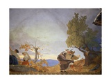 Autumn, Late 19th Century Giclee Print by Giuseppe Sciuti
