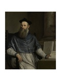 Portrait of Daniele Barbaro (1513-70) Giclee Print by Paolo Veronese