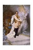 Wilhelm II, 1893 Giclee Print by Ferdinand Keller