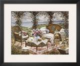 Afternoon Tea Posters by Janet Kruskamp