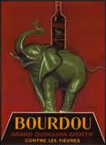 Bourdou Posters by Leonetto Cappiello