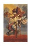 Crucifixion Giclee Print by Gian Lorenzo Bernini