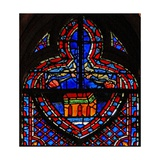 Window W7 an Altar Giclée-Druck