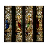 Window S5 Depicting the Evangelists - Four Giclee Print