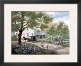 Amish Country Home Prints by Carl Valente