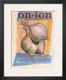 Onion Posters by Fred Hill