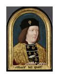 Edward IV, C.1520-35 Giclee Print