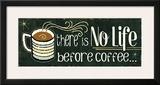 Funny Coffee II Prints by  Pela