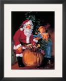Christmas Eve Wonder Print by Susan Comish