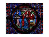 Window W12 Judith's Prayer Judith Ix Giclee Print