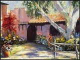 Rancho de los Cerros Art by Mary Schaefer