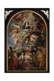 Assumption of the Virgin, 1626 Giclée-Druck von Peter Paul Rubens