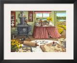 Cookie Baking Day Prints by Janet Kruskamp