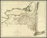 State of New York, c.1795 Prints by Mathew Carey