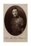 Ak Prinz Kirill Von Bulgarien Mit Bruststern, Npg 6384 Photographic Print