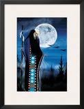 Evening Star Woman Prints by Betty Albert
