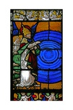 Window W2 Depicting the Creation of the Firmament Giclee Print