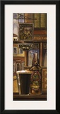 Irish Beer Prints by Charlene Audrey