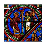 Window W15 Depicting Aaron and the Brazen Serpent Giclee Print