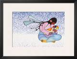 Joyous Motherhood Prints by Cecil Youngfox