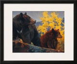 The Cinnamon Bear Prints by Nancy Glazier