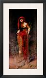 Priestess of Delphi Prints by John Collier