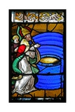 Window W2 Depicting the Creation of Light Giclee Print