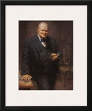 Churchill Prints by Andy Thomas