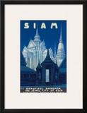 Siam c.1920s Prints