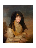 Queen Charlotte Giclee Print by Sir William Beechey