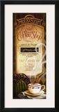 Coffee Shop Menu Posters by Lisa Audit