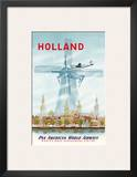 Pan American: Holland, c.1951 Art