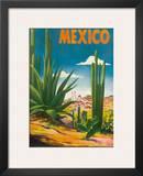 Mexico, Ciudad Juarez, Chihuahua, c.1950 Posters by  Magallon