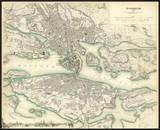 Stockholm, Sweden, c.1838 Print