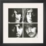 The Beatles - The White Album Print