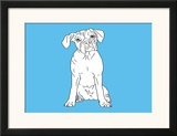 Boxer Prints by Anna Nyberg