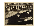 The Massacre Giclee Print by Félix Vallotton