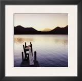 Lake Shore III Prints by Chris Simpson