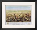 Custer's Last Fight Prints by Edward Szmyd