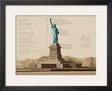 Statue of Liberty Architecture Prints by Phil Maier