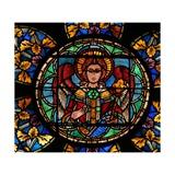 Window W201 Depicting an Angel Giclée-Druck