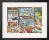 Apple Pie Harvest Print by Janet Kruskamp