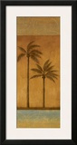 Golden Palm II Print by Jordan Gray