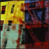 Multicolored Escapes Prints by Patti Mollica